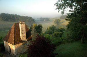 Early Morning at Bagnegrole (Photo by Yolanda Litton)