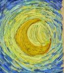 Van Gogh Moon