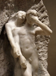 Orpheus and Eurydice by Rodin, Metropolitan Museum of Art