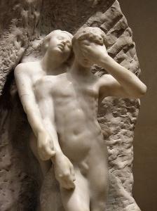 Orpheus and Eurydice by Rodin, Metropolitan Museum of Art