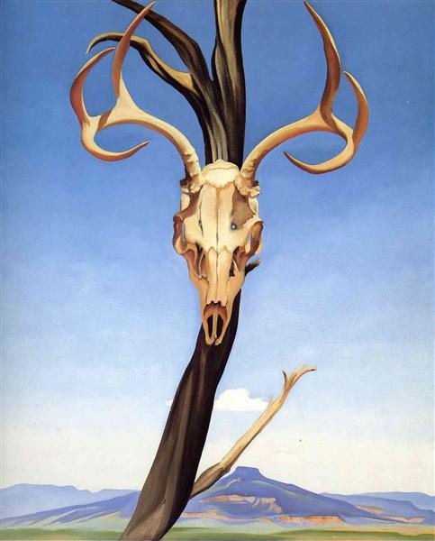 deers-skull-with-pedernal.jpg!Large