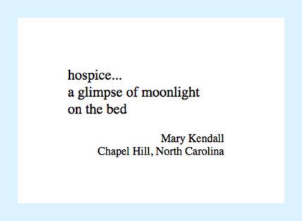 1-hospice haiku